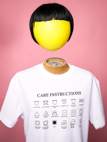 Human Care Instructions | Unisex T-Shirt