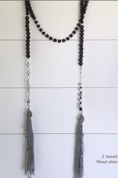 Necklace 2 Tassels