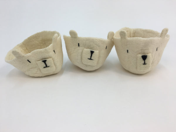 Mr. Kuma Wool Box