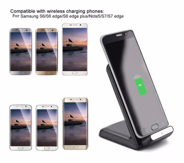 Wireless power charging Pad / Stand / Receiver case