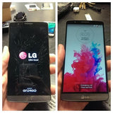 LG phone screen repair