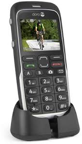 Doro PhoneEasy - Senior friendly new phone