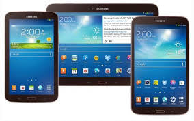 Galaxy Tab screen repair