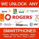 Unlocking service for iPhone & Android phones