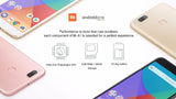 Xiaomi Mi A1 Global Version 64 GB - New Android 1 phone (Gold color)