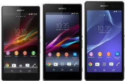 Sony Xperia screen repair