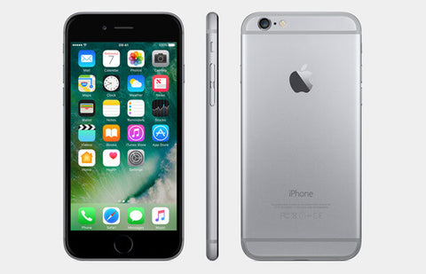 iPhone 6 & iPhone 6S - Recertified pre-owned