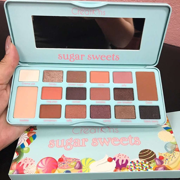 Sugar Sweets Palette