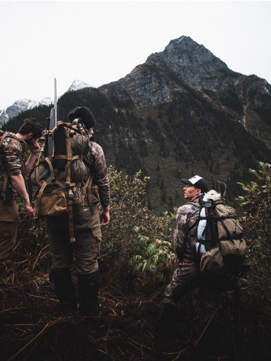 Finding a Hunting Partner or Mentor by Chris Pryn