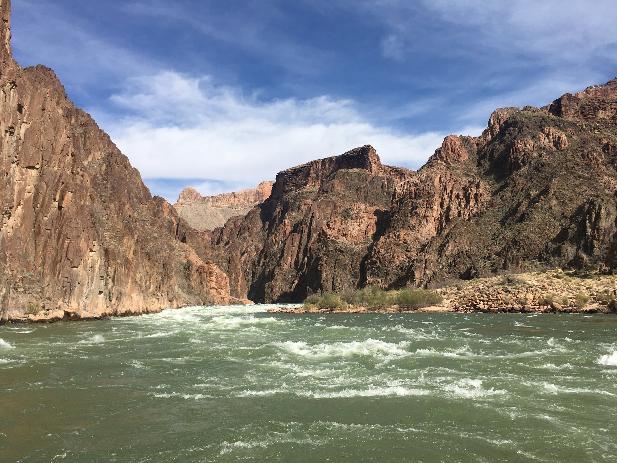 "Four ways to stay comfy, happy, and healthy on your Grand Canyon rafting trip by Caroline ""Karaoke"" Hinchliff"