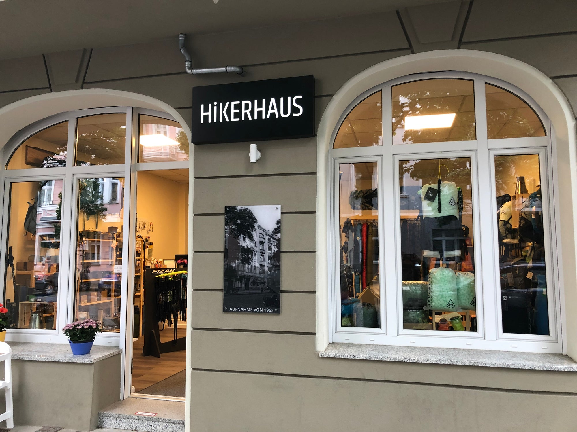 Dealer Spotlight, Hiker Haus Berlin, Germany