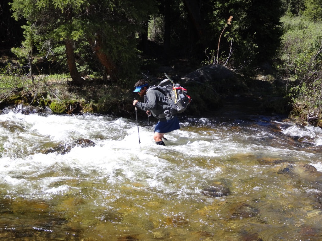 "Tips to Safely Navigating Creek Crossings by Francisco ""Karate Kid"" Miller"