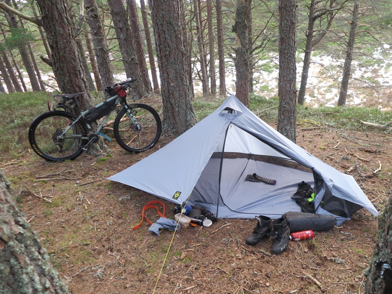 Midweek Bikepacking Adventures