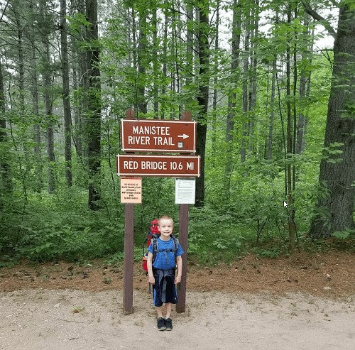Things I Wish I Knew Before Taking My Kid Backpacking by Jim Barron
