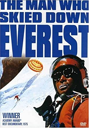The Man Who Skied Down Everest Movie Poster