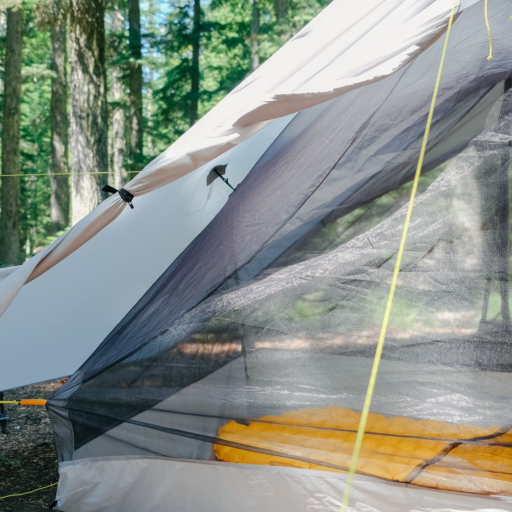 Backpacking Tarp Six Moon Designs Haven Tarp Bundle With Nettent