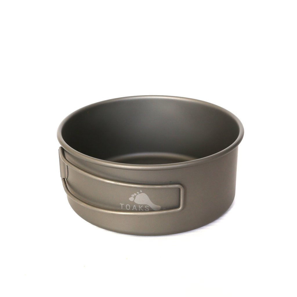 TITANIUM 550ML D118MM BOWL