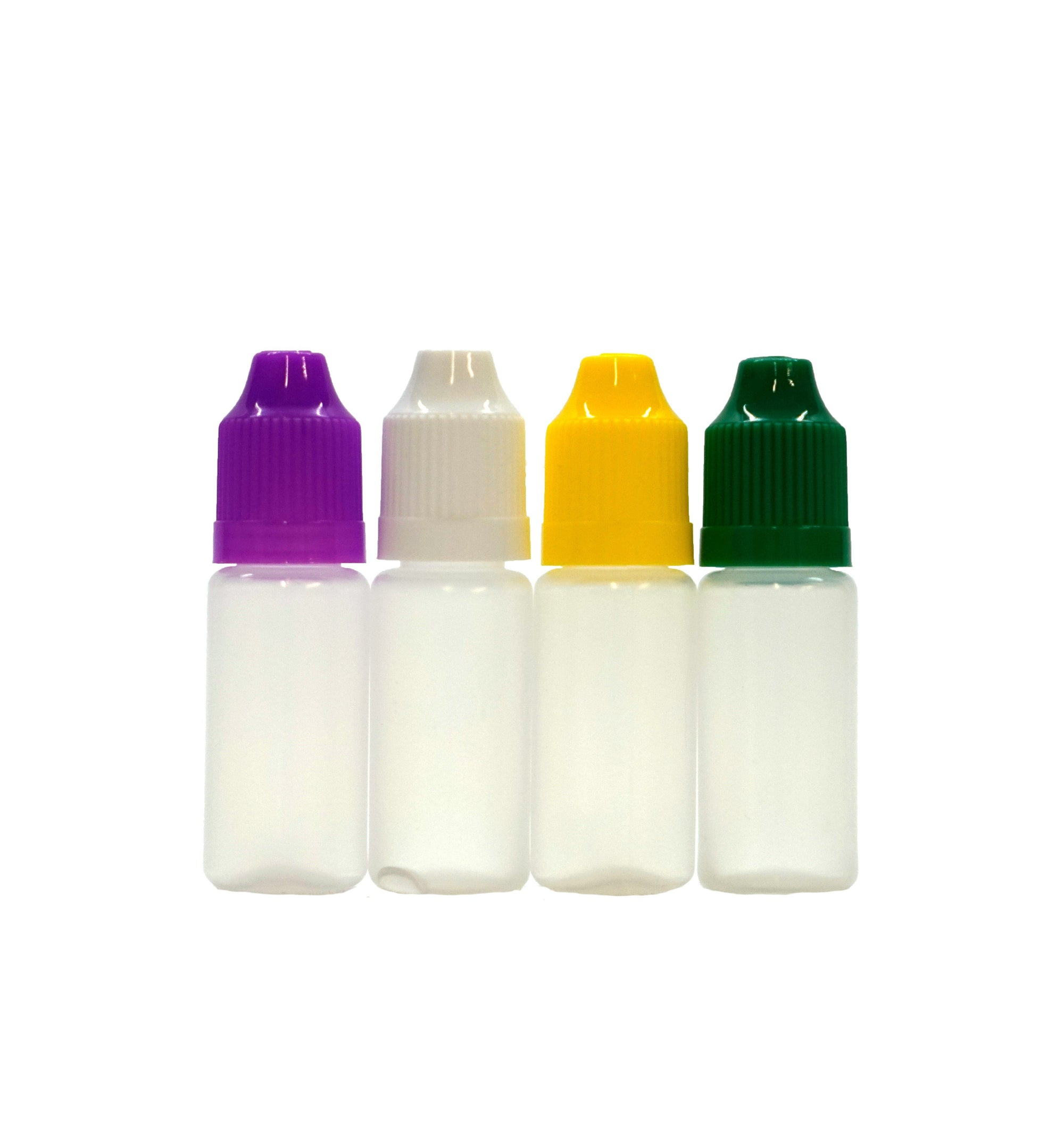 Dropper Bottle Set (4 Pack)