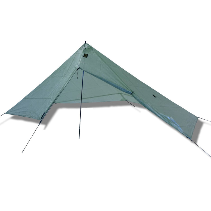 Deschutes Zero-G Dyneema Ultralight Tarp With Door Closed