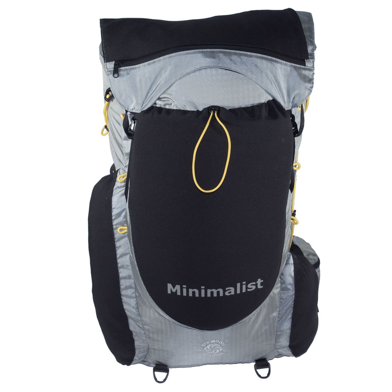 Minimalist Ultralight Backpack front corner