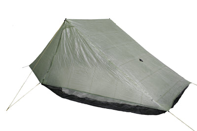 Wild Owyhee Zero-G Dyneema Ultralight Tarp With Door Closed