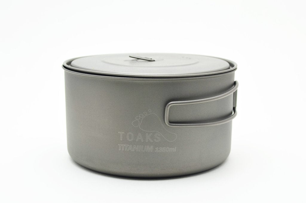 TITANIUM 1350ML POT