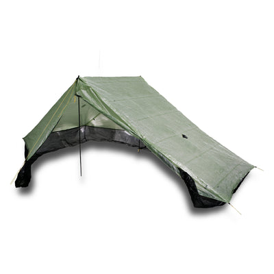 Wild Owyhee Zero-G Dyneema Ultralight Tarp With Door Open