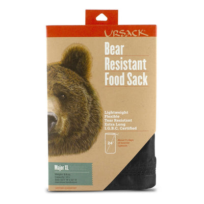 URSACK MAJOR XL - Bear Resistant Food Sack/Bag