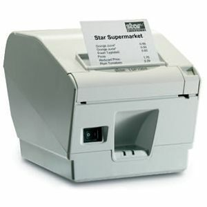 Star Micronics TSP700II TSP743IIC GRY POS Thermal Label Printer (39442210)