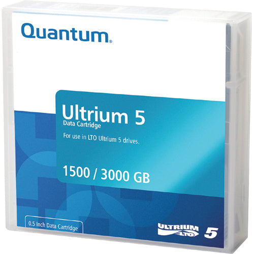 Quantum MR-L5MQN-01-20PK LTO Ultrium 5 Data Cartridge (MR-L5MQN-01-20PK)