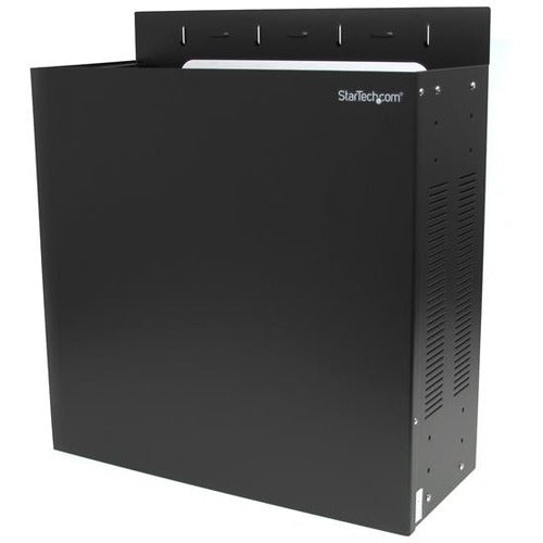STARTECH.COM StarTech.com Wallmount Server Rack - Low-Profile Cabinet for Servers with Vertical Mounting - 4U (RK419WALVO)