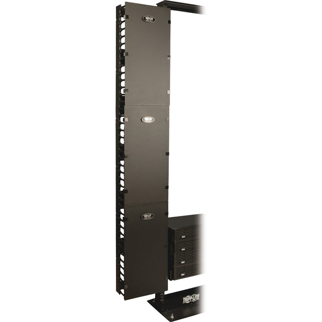 Tripp Lite Open Frame Rack 6ft Vertical Cable Manager 12in Wide (SRCABLEVRT12)