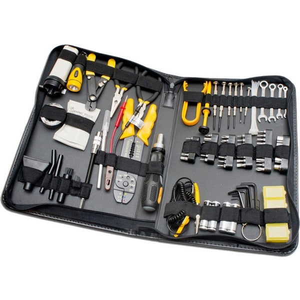 Syba Multimedia Inc 100Pcs Computer Repair Tool Kit Zipped Case (SY-ACC65053)