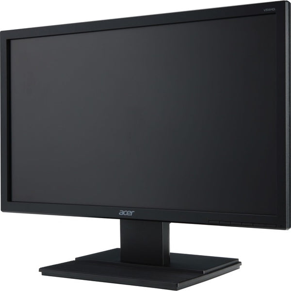 "Acer V206HQL 19.5"" LED LCD Monitor - 16:9 - 5ms - Free 3 year Warranty (UM.IV6AA.A02)"