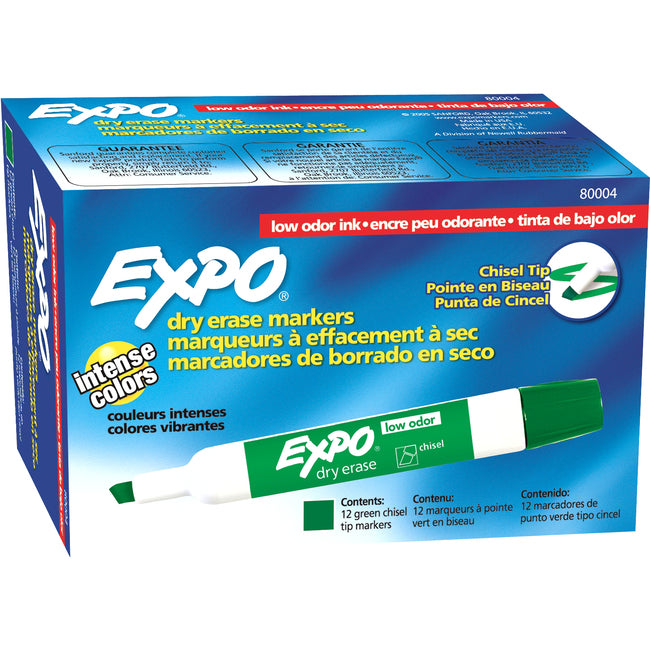 Expo Low Odor Markers (80004)