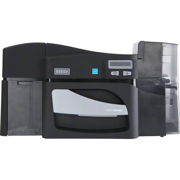 Fargo DTC4500E Dye Sublimation/Thermal Transfer Printer - Color - Desktop - Card Print (055100)