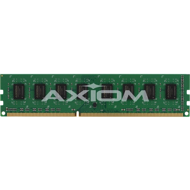 Axiom 4GB DDR3-1600 Low Voltage ECC UDIMM for IBM - 00D5012, 00D5011 (00D5012-AX)