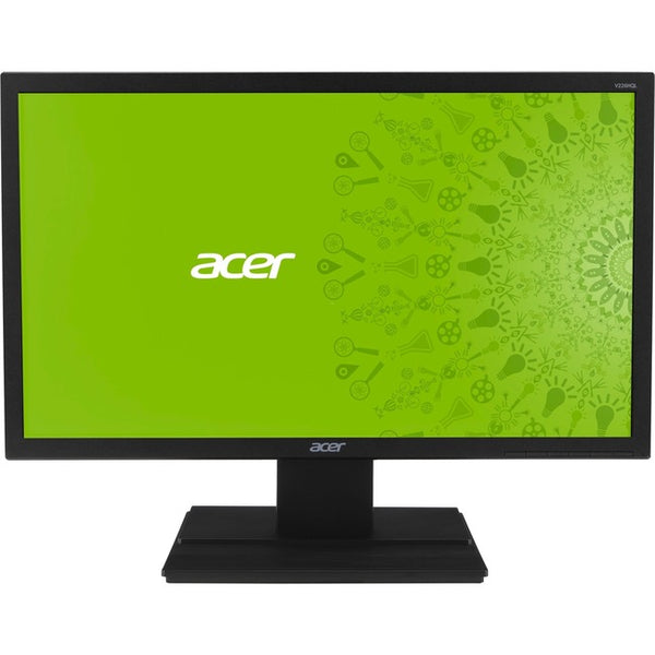 "Acer V226HQL 21.5"" LED LCD Monitor - 16:9 - 5ms - Free 3 year Warranty (UM.WV6AA.B01)"