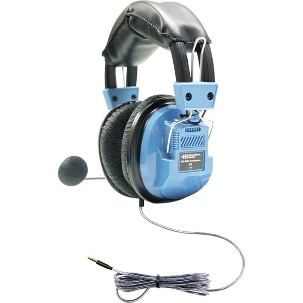 Hamilton Buhl Deluxe Headset with Gooseneck Microphone and TRRS Plug (SCG-AMV)
