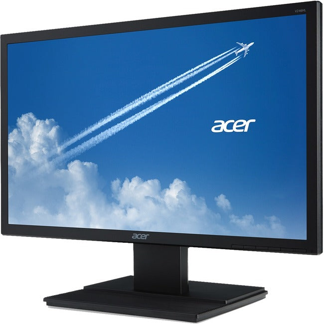"Acer V246HQL 23.6"" LED LCD Monitor - 16:9 - 5ms - Free 3 year Warranty (UM.UV6AA.C01)"