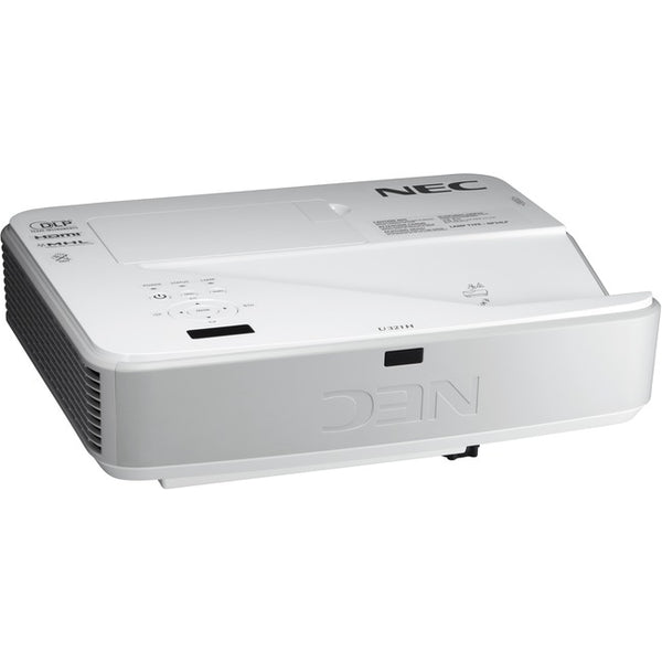 NEC Display NP-U321H Ultra Short Throw DLP Projector - 16:9 - White (NP-U321H)