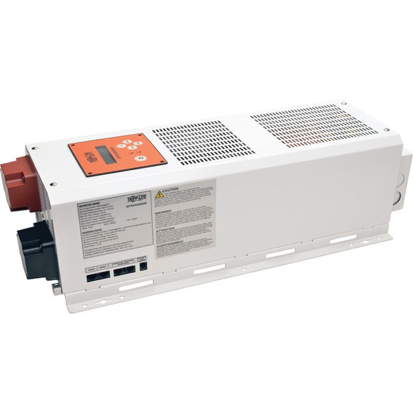 Tripp Lite 4000W APS X Series 48VDC 220/230/240V Inverter / Charger w/ Pure Sine-Wave Output, ATS, Hardwired (APSX4048SW)