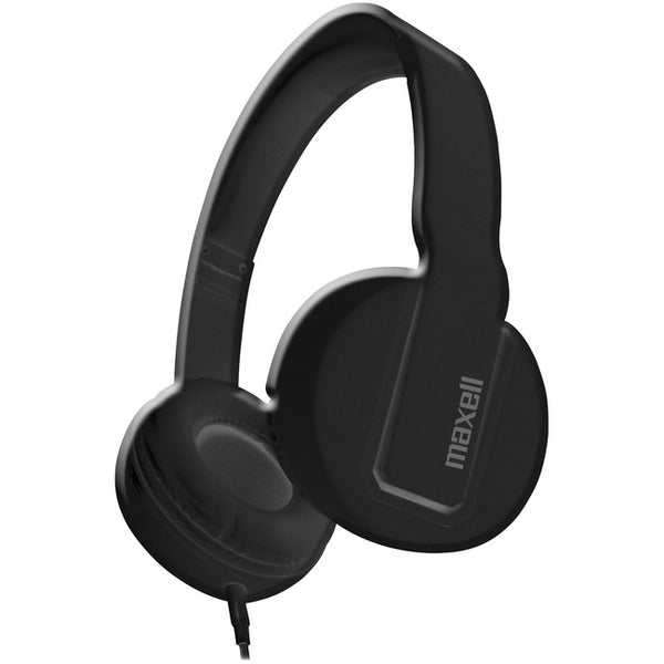 Maxell Solid2 Black Headphones (290103)