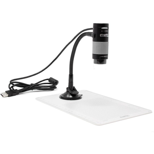Plugable Technologies Plugable Usb Digital Microscope 250X Magnification Flexible Stand (USB2-MICRO-250X)