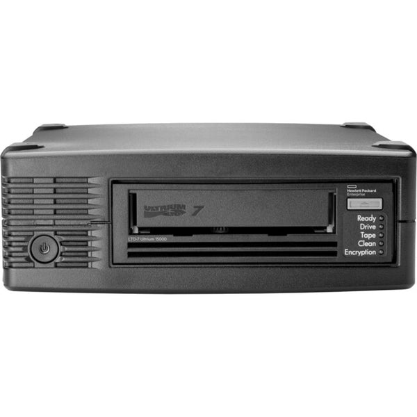 HPE StoreEver LTO-7 Ultrium 15000 External Tape Drive (BB874A#ABA)