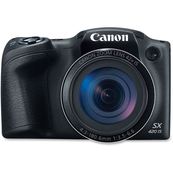 Canon-Photo Video Sx420 Black 20Mp 42Xopt 3.0In Lcd Usb Mini-B (1068C001)