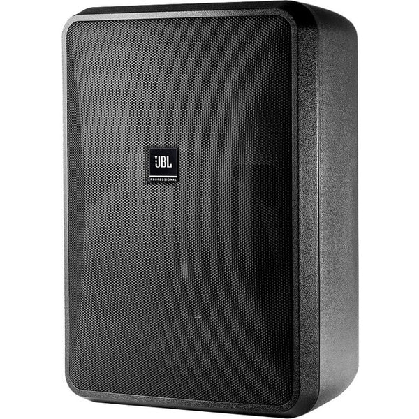 JBL Professional Control 28-1 2-way Indoor/Outdoor Wall Mountable Speaker - 90 W RMS - White (CONTROL 28-1)