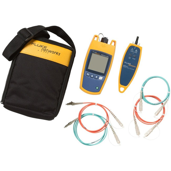 Fluke Networks Core Fiber Quickmap W/ Vfl Multi Mode Fault Finder (FQM-100-M-VFL)