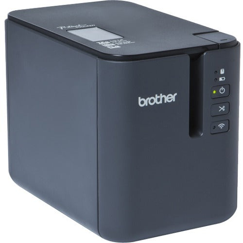 Brother P-touch PT-P950NW Thermal Transfer Printer - Monochrome - Desktop - Label Print (PTP950NW)