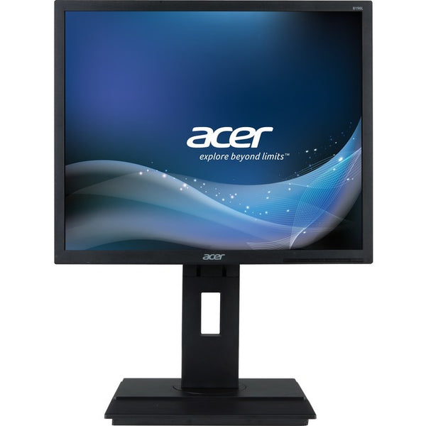 "Acer B196L 19"" LED LCD Monitor - 5:4 - 6ms - Free 3 year Warranty (UM.CB6AA.A02)"